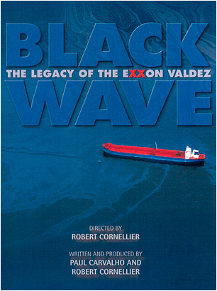 La marée noire de l'Exxon Valdez