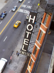 The Chelsea Hotel : Immersion dans un hôtel de légende
