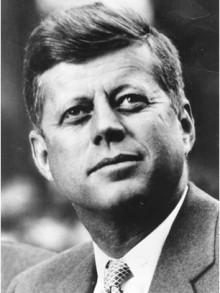 JFK, un Président pour l'Histoire