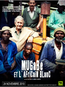 Mugabe et l'africain blanc