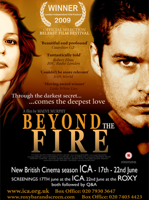 Beyond the fire