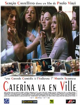 Caterina va en ville