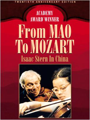 De Mao à Mozart, Isaac Stern en Chine