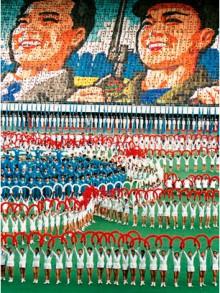 A State of Mind, la gymnastique de masse en Corée du Nord